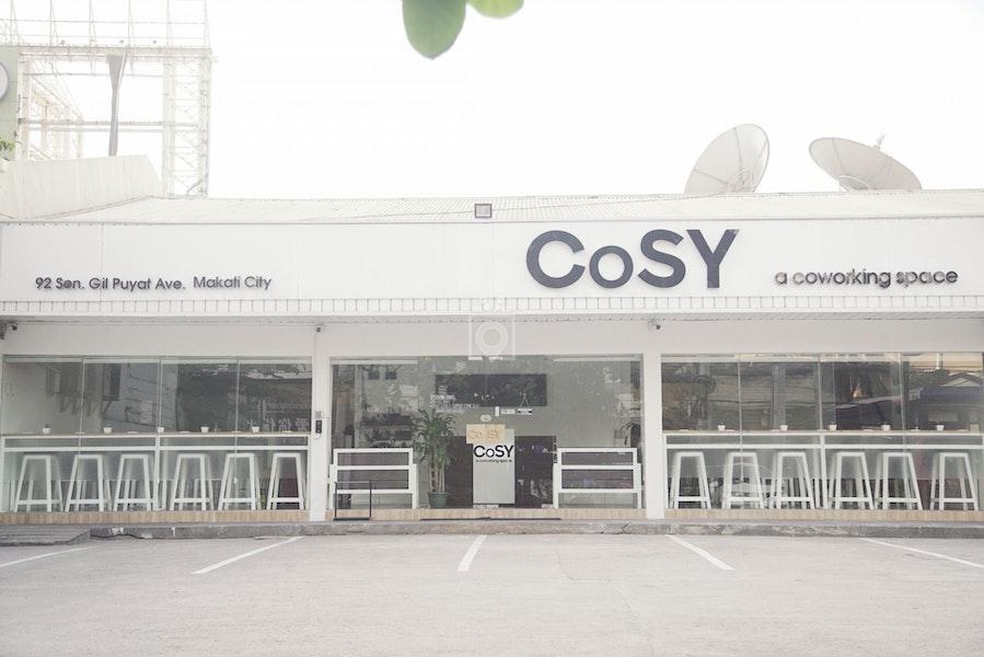 CoSY a coworking space, Makati