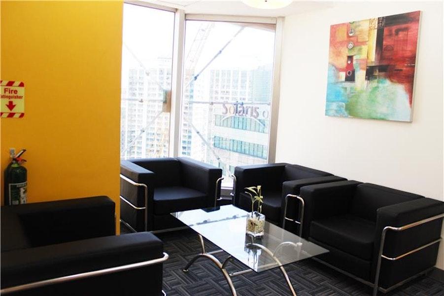 KMC Flexible Workspaces in Rufino Pacific Tower, Makati