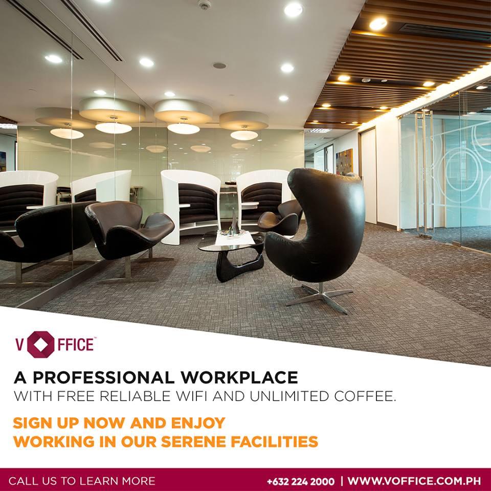 VOffice - Mavenue Building, Makati