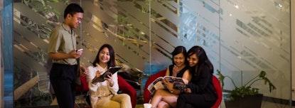 KMC Metro Manila Coworking Space  Mandaluyong