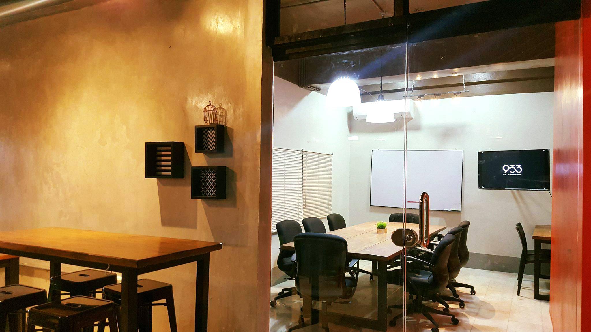 933 Coworking MNL, Manila