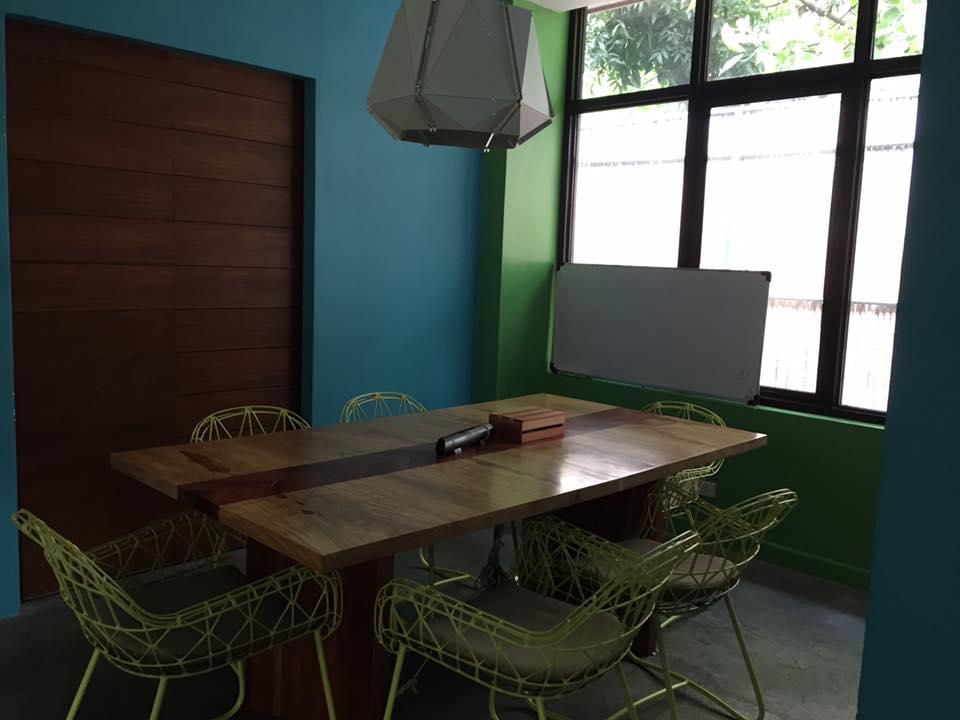 Boardroom, Manila
