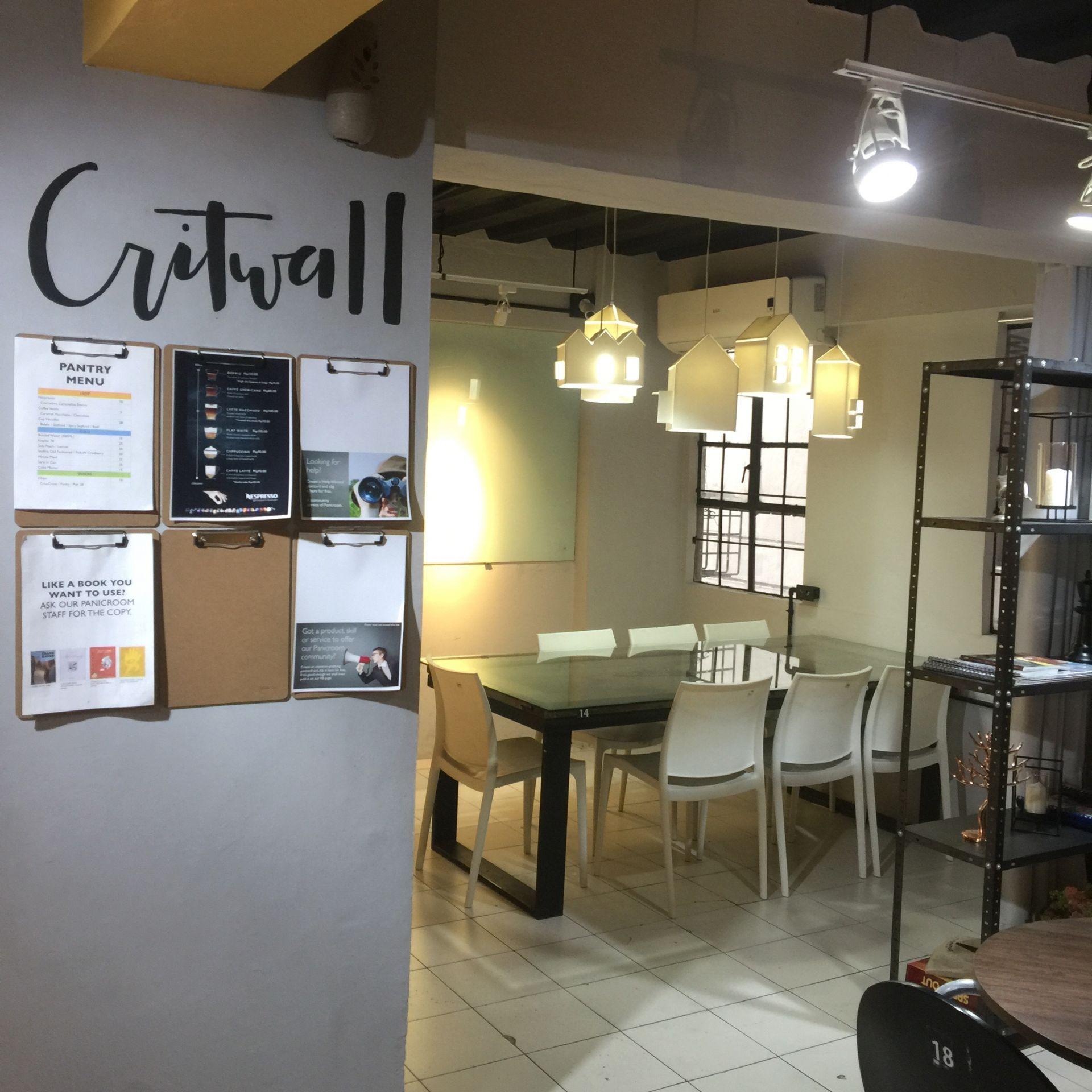 Panicroom, Manila