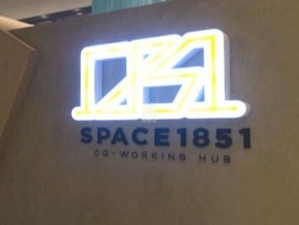Space 1851 Co-working Hub, Manila