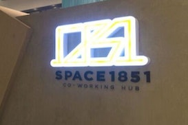 Space 1851 Co-working Hub, Taguig