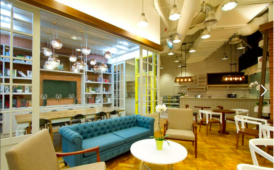 The Study WorkSpace, Manila