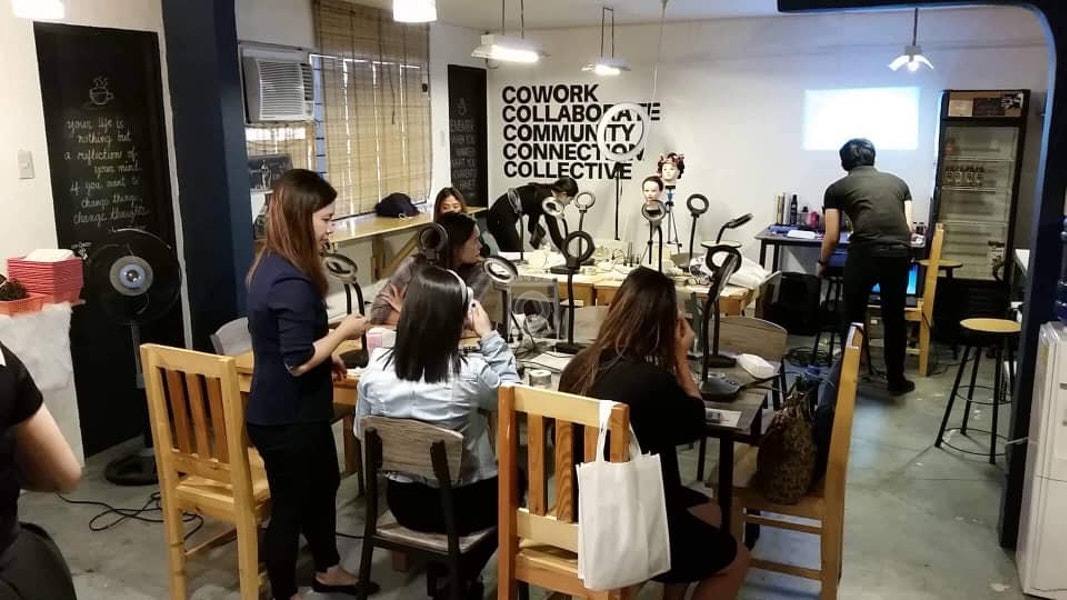 Cofficina Café +Cowork, Marikina City