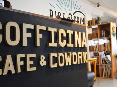Cofficina Café +Cowork image 3
