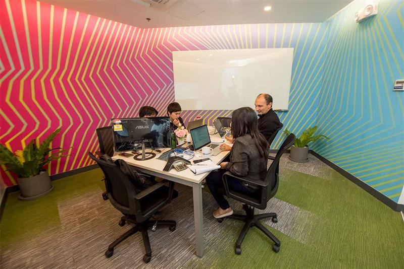 KMC Flexible Workspace in Alabang, Filinvest, Muntinlupa