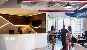 KMC Flexible Workspace in Alabang, Filinvest image 1