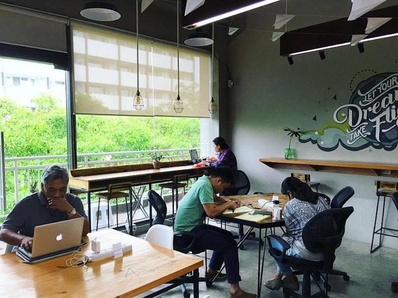 Launchpad Coworking, Muntinlupa