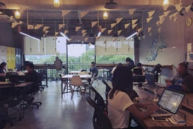 launchpad Coworking, Paranaque