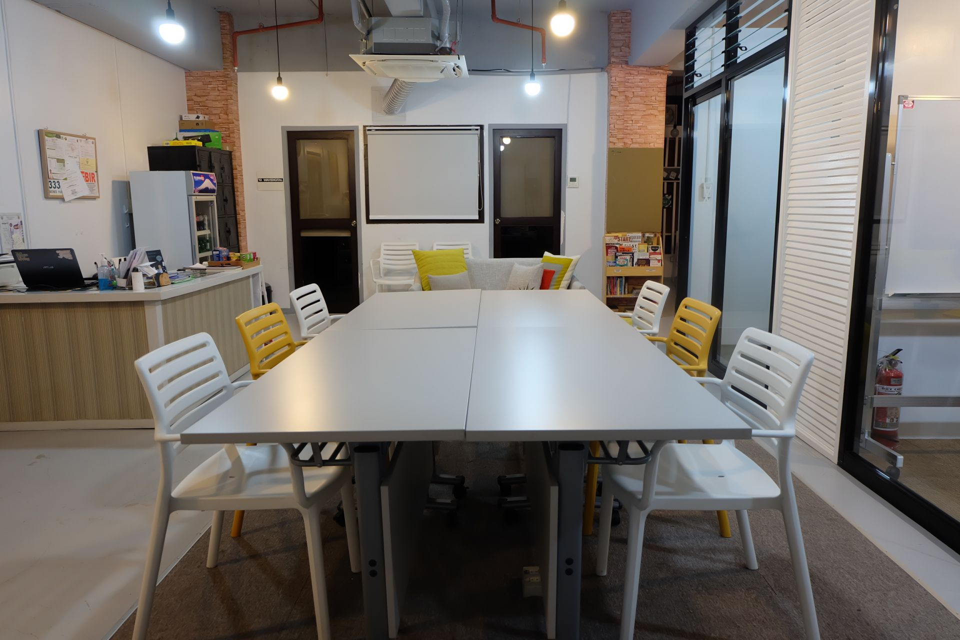 The Shared Spaces Coworking Pad, Paranaque
