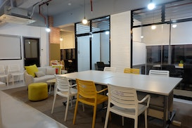 The Shared Spaces Coworking Pad, Muntinlupa