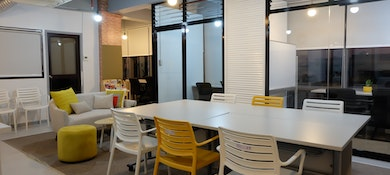 The Shared Spaces Coworking Pad