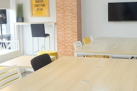 The Shared Spaces Coworking Pad, Quezon City