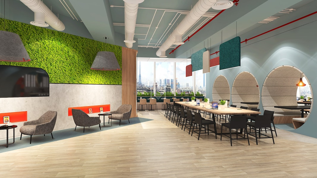 KMC Flexible Workspace at The Podium, Pasig