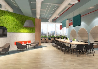 KMC Flexible Workspace at The Podium image 2