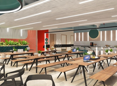 KMC Flexible Workspace at The Podium image 3