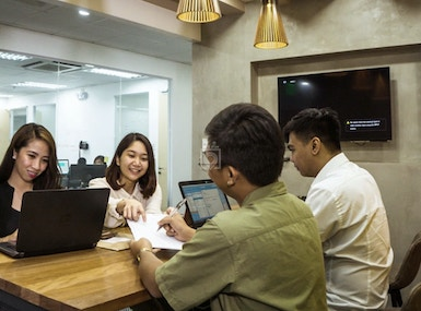 KMC Flexible Workspace in Rockwell Business Center Tower 1 image 5