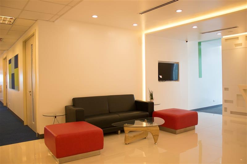 KMC Flexible Workspace in Rockwell Business Center Tower 1, Pasig