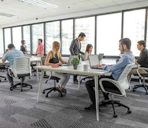 KMC Flexible Workspace in Rockwell Business Center Tower 1 profile image