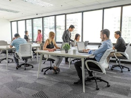 KMC Flexible Workspace in Rockwell Business Center Tower 3, Pasig