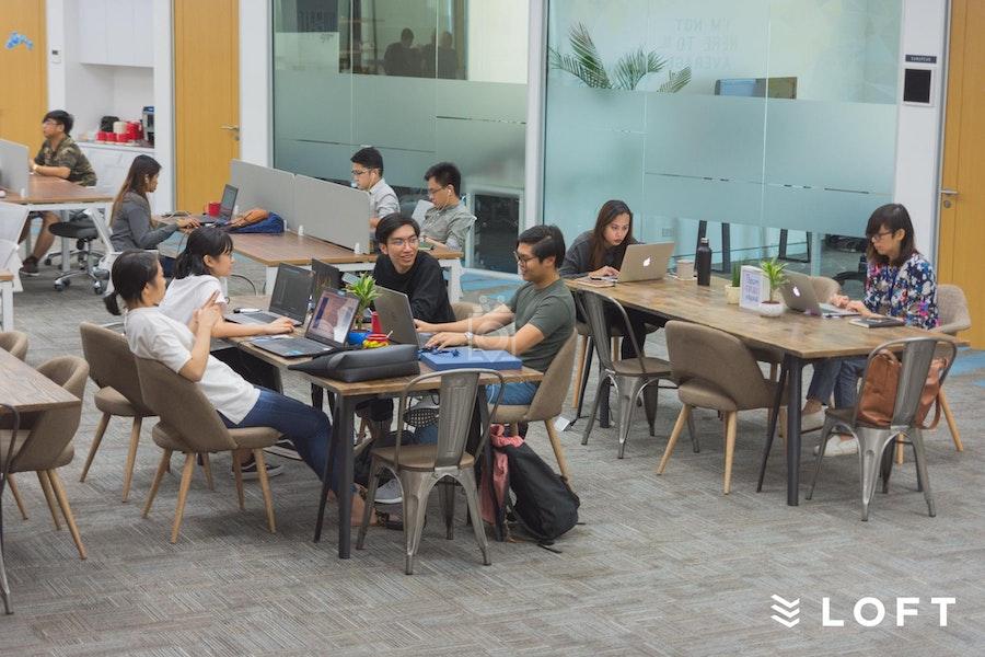 LOFT Coworking Philippines, Pasig