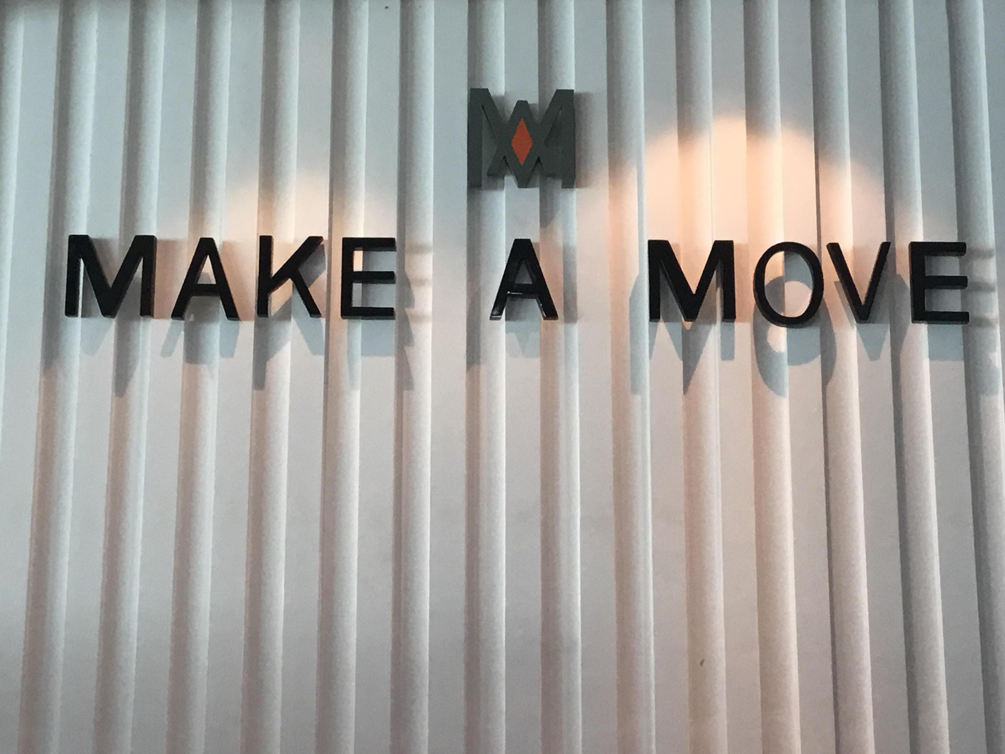 Make A Move, Pasig