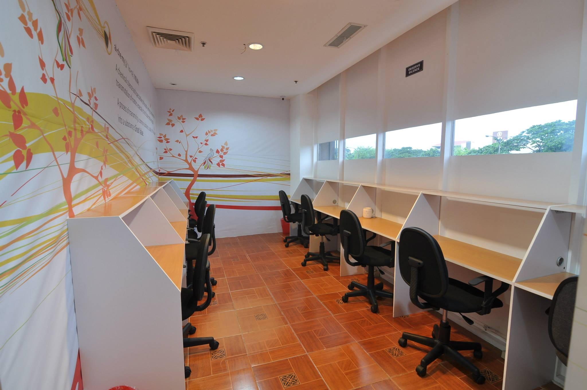 Alchemy Business Center, Quezon City