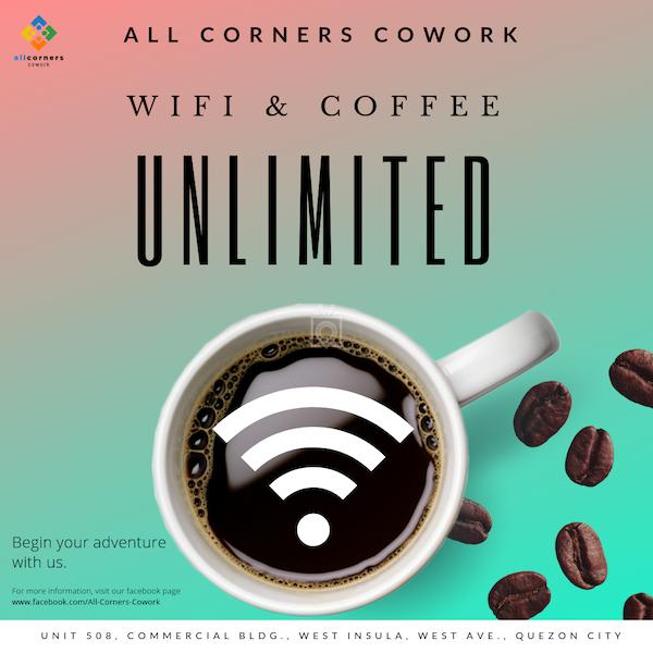 All Corners Cowork, Quezon City