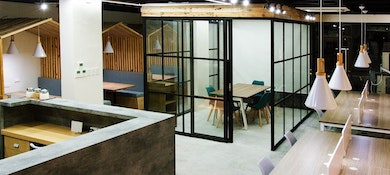 CoSpace Studio Study and Coworking Space