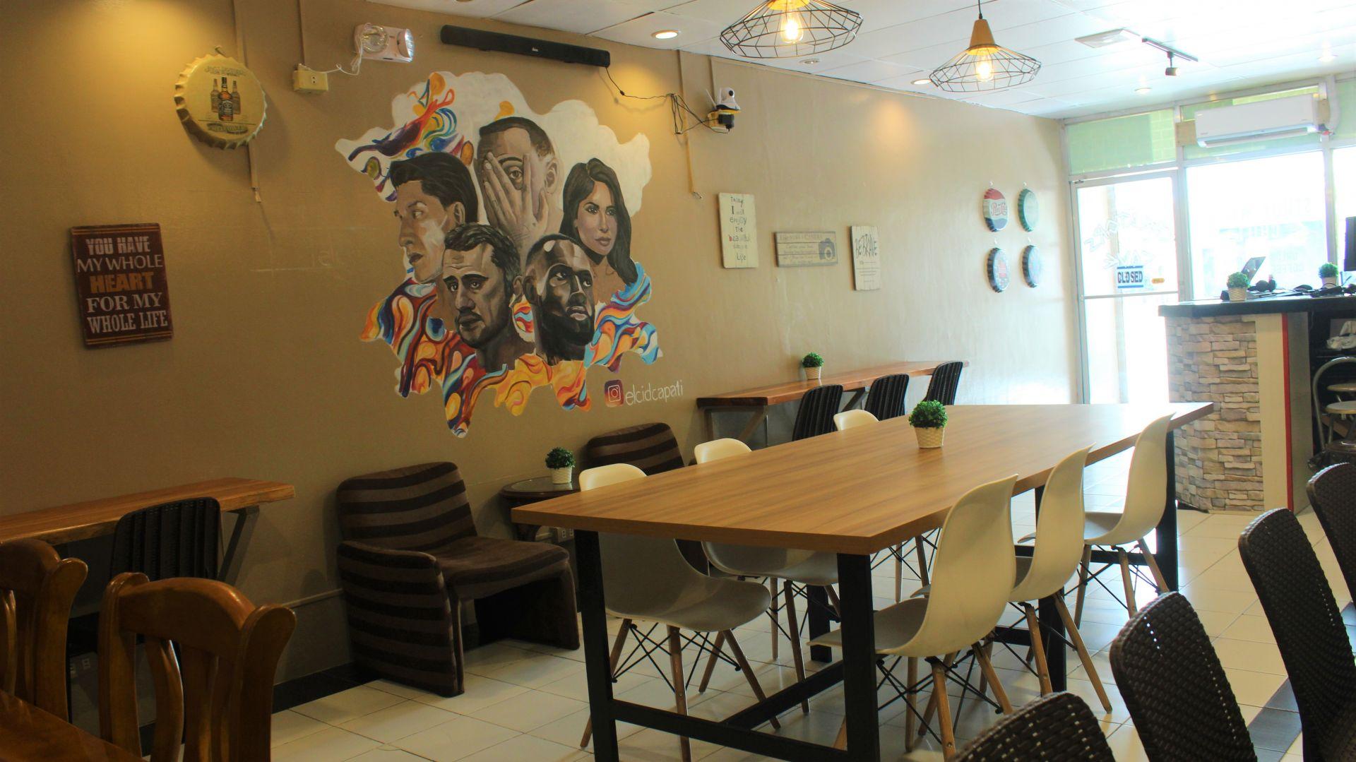 Creators Cave - Study Hub x Coworking, Quezon City