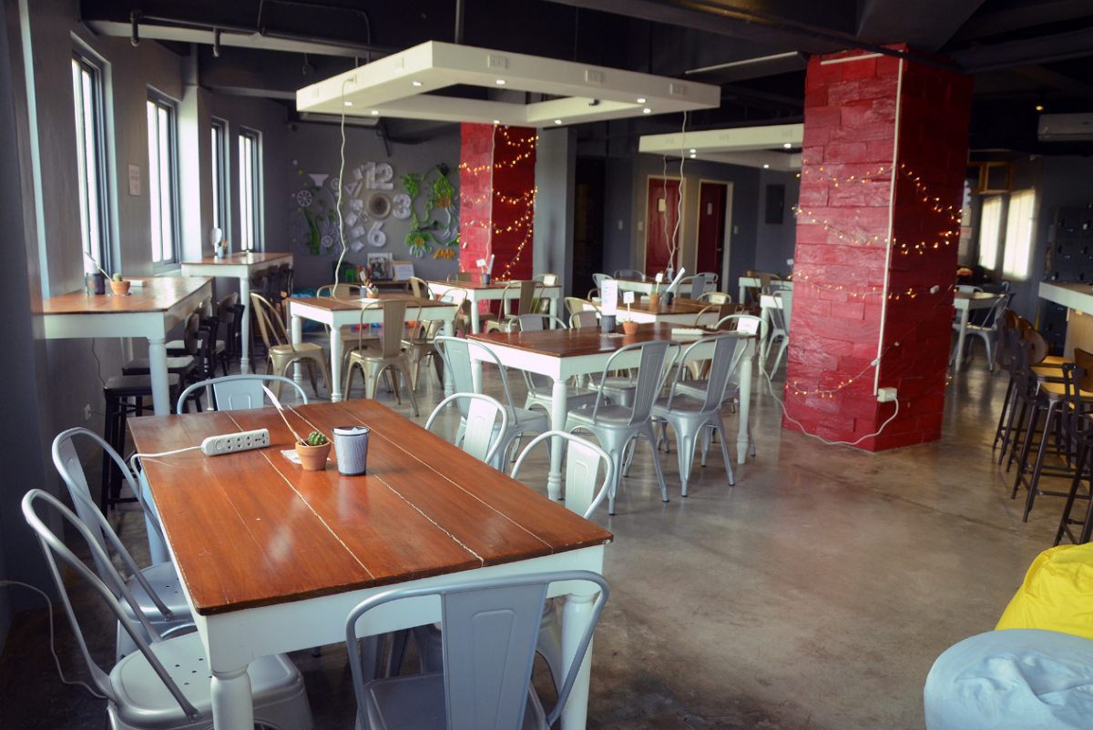 Diligence Cafe, Quezon City