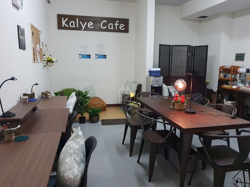 Kalye Cafe, Quezon City