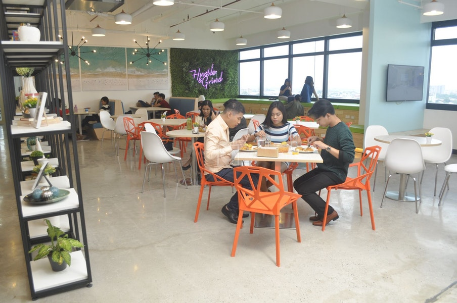 KMC Quezon City Coworking Space, Quezon City
