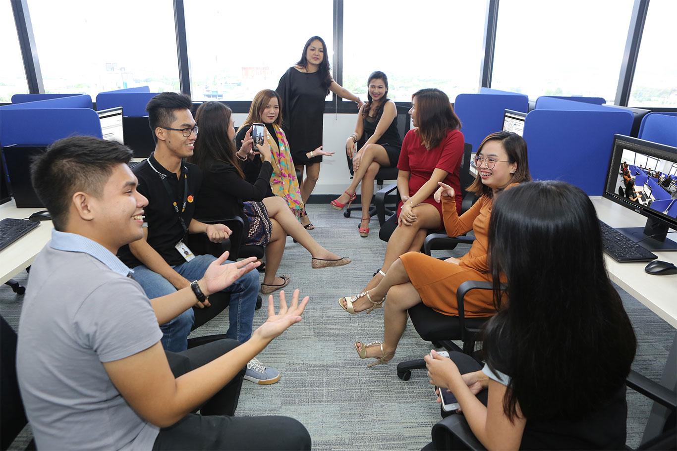 KMC Robinsons Zeta Tower, Quezon City