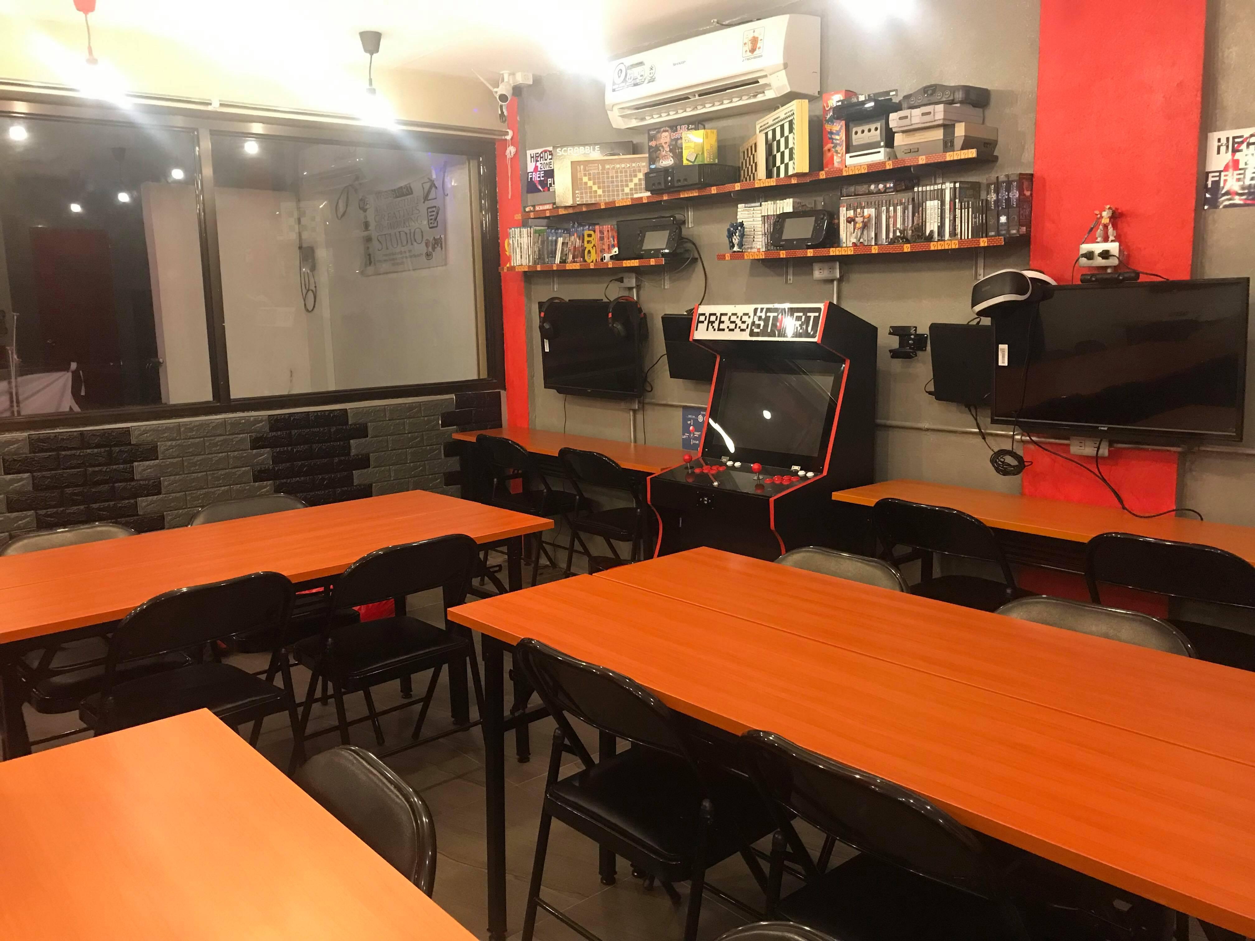 PressStart Architectural and Creatives Coworking Studio, Quezon City