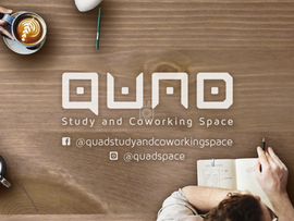 QUAD Study and Coworking Space, Quezon City