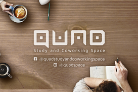 QUAD Study and Coworking Space, San Juan
