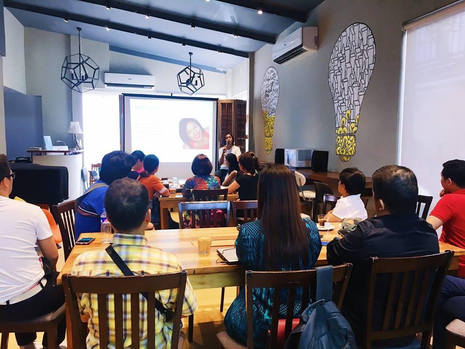 Racket Room Collective, Quezon City