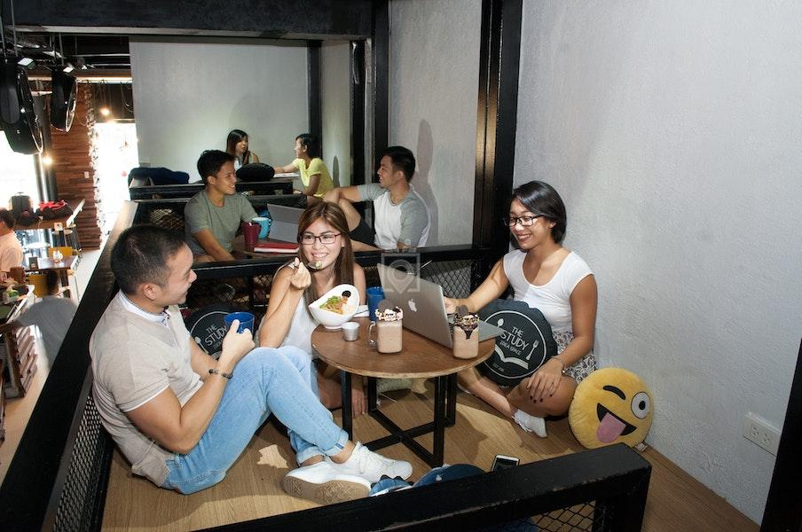 The Study Idea Space, Quezon City