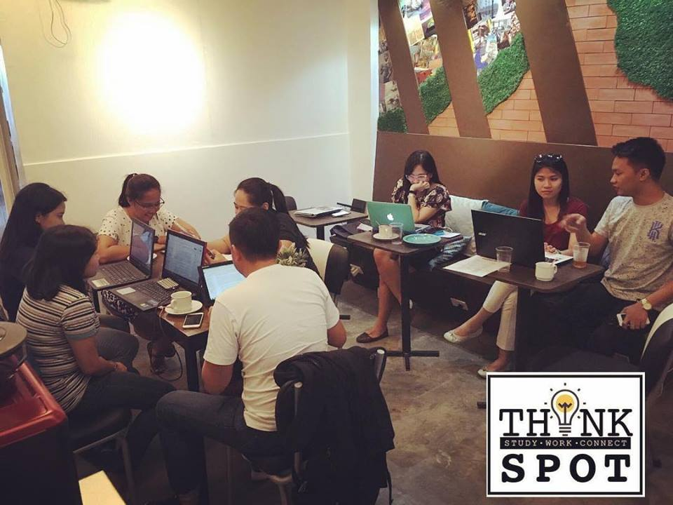 Think Spot, Quezon City