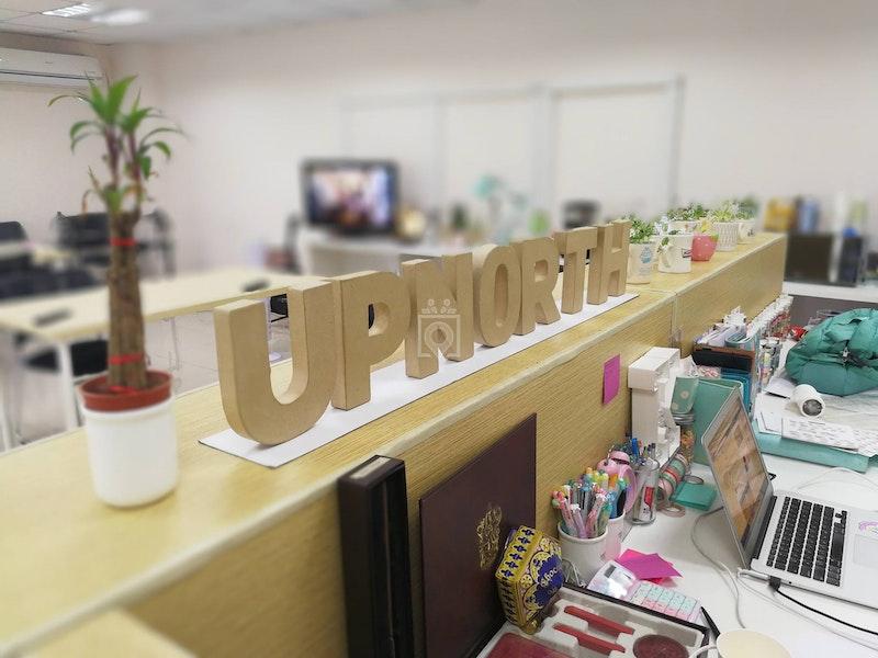 Upnorth Coworking, Quezon City