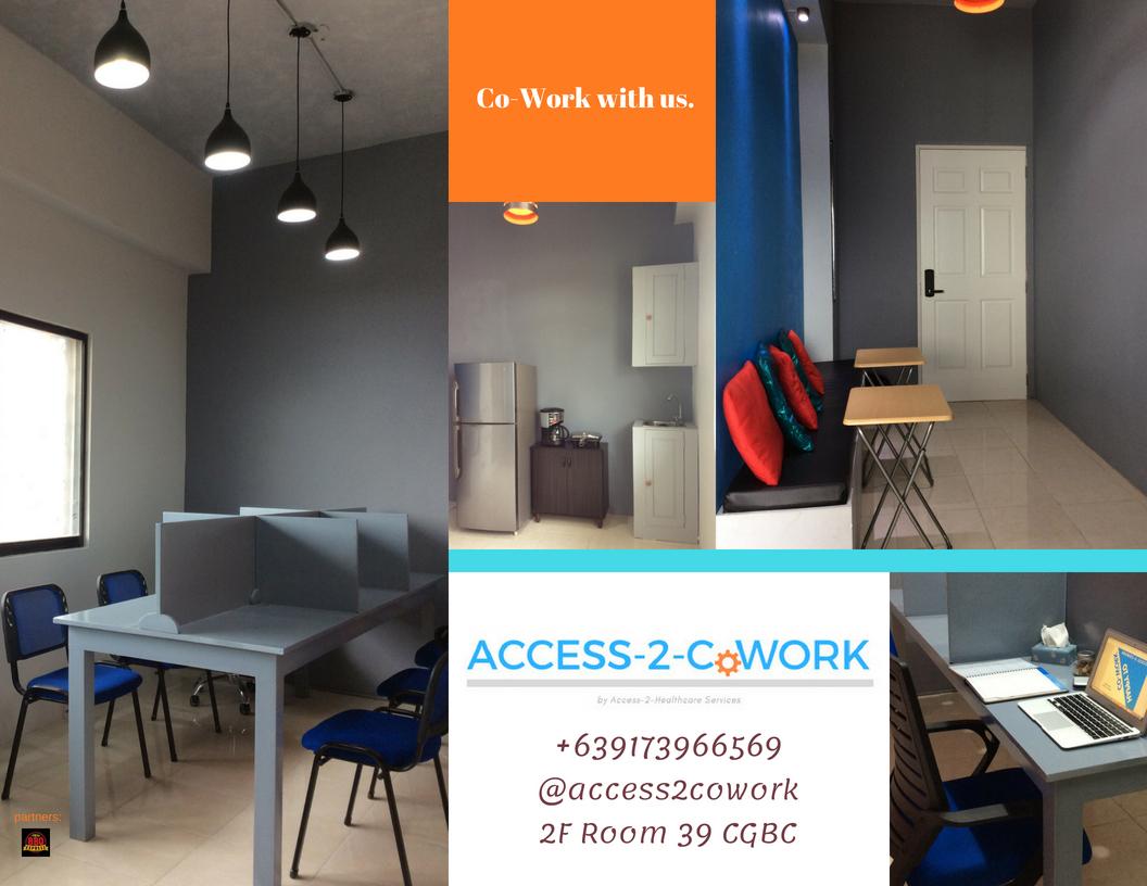 Access-2-Cowork, Roxas