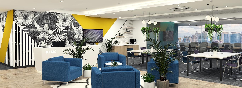 Flexible Workspace at SM Aura BGC, Taguig