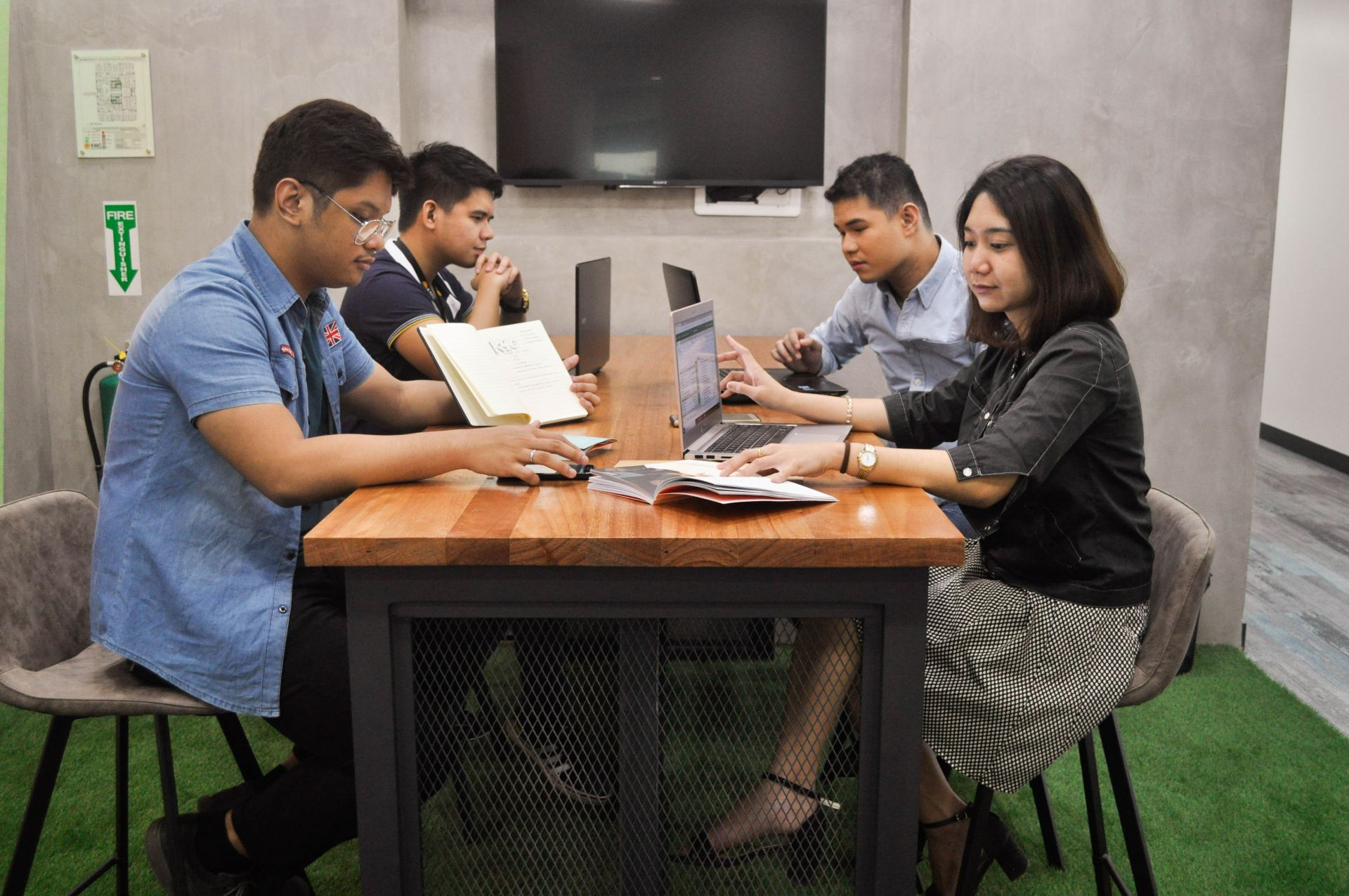 Impact Hub Manila, Taguig