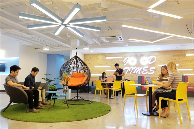 KMC Flexible Workspace along McKinley West, Taguig
