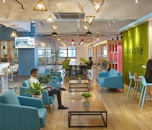 KMC Flexible Workspace in Four NEO, BGC profile image