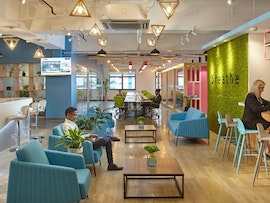KMC Flexible Workspace in Four NEO, BGC, Taguig